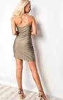 Isabelle Gathered Bodycon Dress  Thumbnail