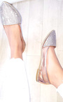 Daisy Diamante Pumps Thumbnail