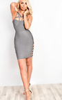 Regina Corset Bandage Dress Thumbnail