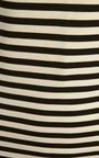 Daisy Collar Stripe Shift Dress Thumbnail