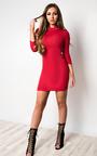 Kapri Basic Bodycon Dress Thumbnail