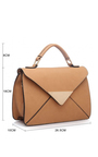 Fae Gold Detail Handbag Thumbnail