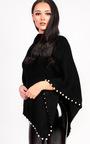 Tina Beaded Poncho  Thumbnail