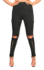 Alexia  Lace Up Leggings Thumbnail