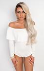 Leona Off Shoulder Bodysuit Thumbnail