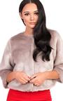 Dionne Faux Fur Jacket Thumbnail