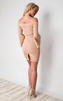 Gwen Off Shoulder Bodycon Dress Thumbnail