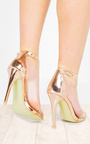 Kim Clear High Heels Thumbnail