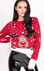 Noel Oversized Christmas Jumper Thumbnail
