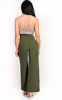 Leena Popper Slim Leg Trousers Thumbnail