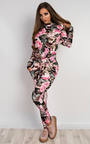 Jacey Floral Casual Co-Ord Thumbnail