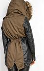 Sulema Faux Fur Collar Jacket Thumbnail
