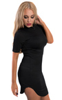 Carrie Turtle Neck Dress Thumbnail