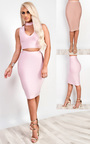 Clio Bandage Bodycon Skirt Thumbnail