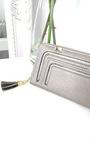 Carly Metallic Style Zip Purse Thumbnail