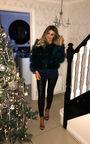 Kara Faux Fur Jacket Thumbnail