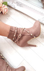 Anna Studded Ankle Boots  Thumbnail