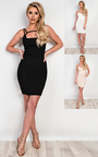 Arianne Strappy Bodycon Dress Thumbnail