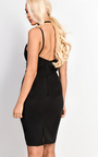 Sylvia Suede Cami Dress Thumbnail