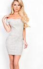 Vivian Knitted Bodycon Dress Thumbnail