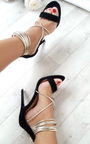 Anastasia Strappy High Heels Thumbnail