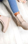 Ella Lace Up Boots Thumbnail