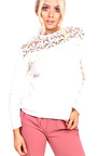 Kenta Embroidered Stretch Jumper Thumbnail
