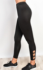 Active Cut Out Gym Leggings Thumbnail