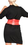 Rozilee Lace Up Corset Belt Thumbnail