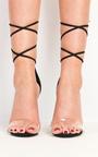 Arianna Clear High Heels Thumbnail