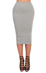 Elisheva Basic Midi Skirt Thumbnail