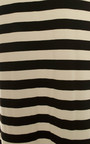 Victoria Monochrome Stripe Maxi Skirt Thumbnail