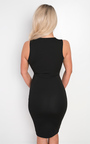 Lucy Laser Cut Bodycon Dress Thumbnail
