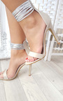 Enya Anklet Barely There Heels Thumbnail