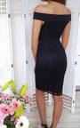 Jasmin Lace Midi Dress Thumbnail