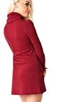 Bobbi High Neck Shift Dress  Thumbnail