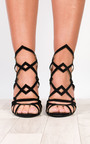 Elise Cut-Out Stiletto Heels Thumbnail