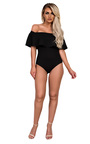 Cassidy Off Shoulder Bodysuit Thumbnail