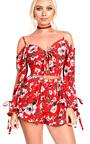 Yasmin Floral Co-ord Thumbnail