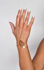 Nabila Leaf Finger Chain Thumbnail