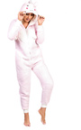 Unicorn Fleece Onesie Thumbnail