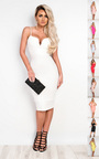 Brynna Bandage Bodycon Dress Thumbnail
