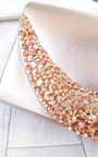 Joslin Embellished Clutch Bag Thumbnail