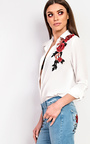 Emilyrose Embroidered Blouse Thumbnail