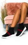 Aaliyah Pull On Sock Trainer  Thumbnail