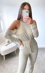 Abby Open Shoulder Co Ord Thumbnail