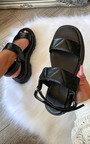 Adelaide Velcro Strap Chunky Sandals Thumbnail