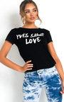 Aggie Slogan Stretch T-shirt Thumbnail