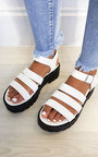 Agnes Buckle Chunky Sandals  Thumbnail