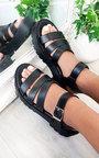 Agnes Buckle Chunky Sandals  Thumbnail